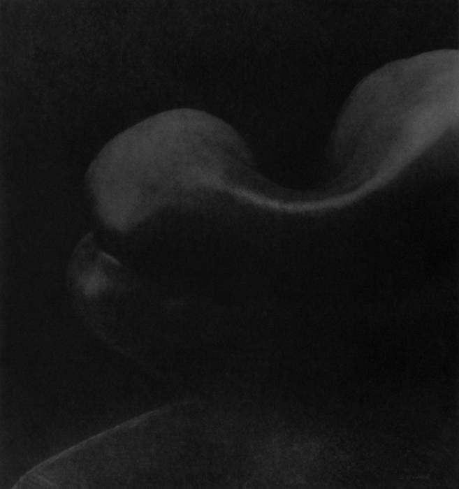 Poivron-nu dos, noir (1995)