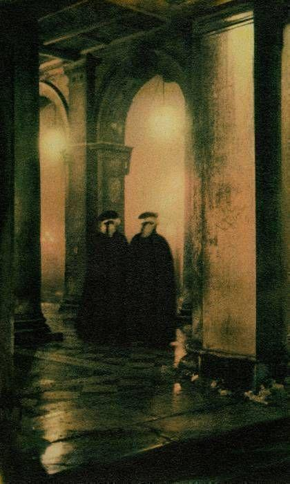 Venise: Deux capes, 1989