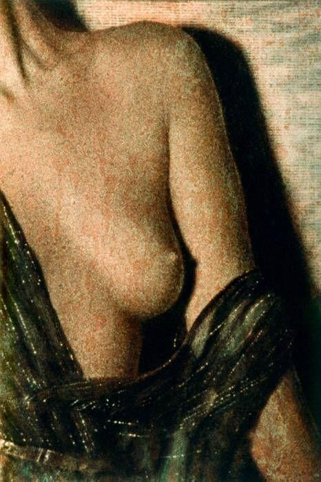 Drapé au sein, 1989