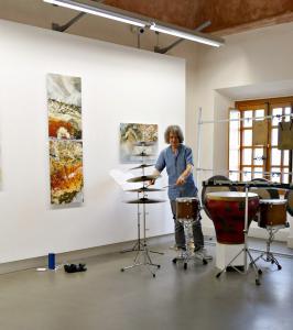 Thierry Miroglio, salle H. Hilmi-Hodeib