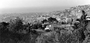 Nice vue des collines de Gairaut (1997)