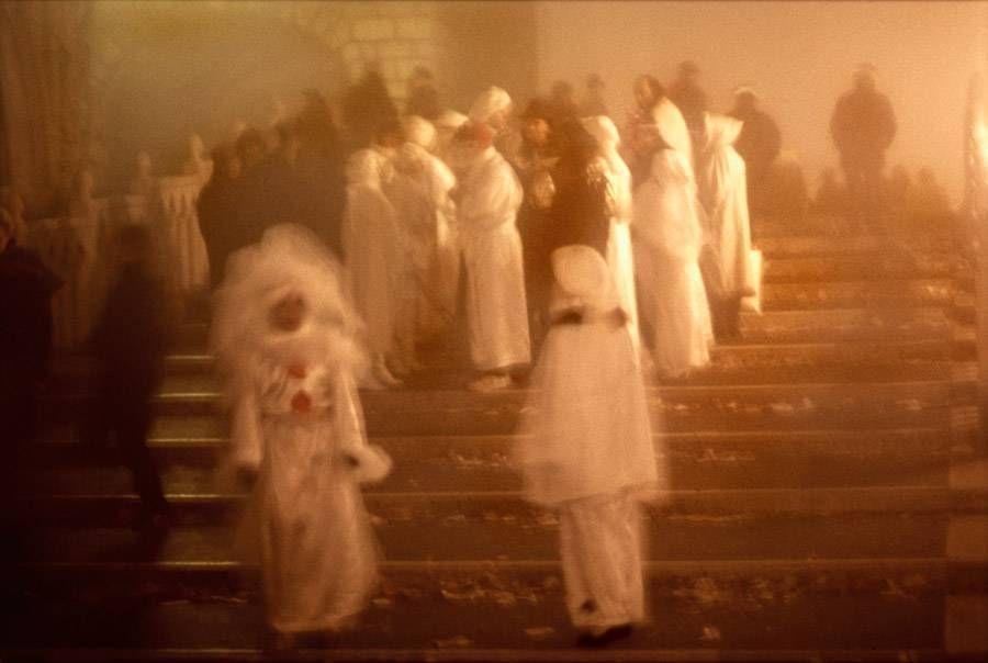 Groupe sur le pont (1b), 2005